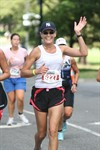 Alix at the Nation's Triathalon in Washington, DC