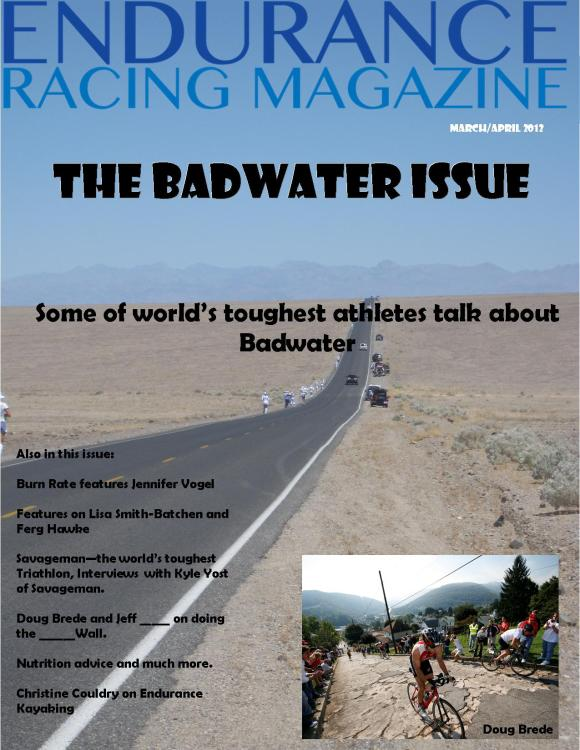 Badwater-Savageman Issue - March April 2012